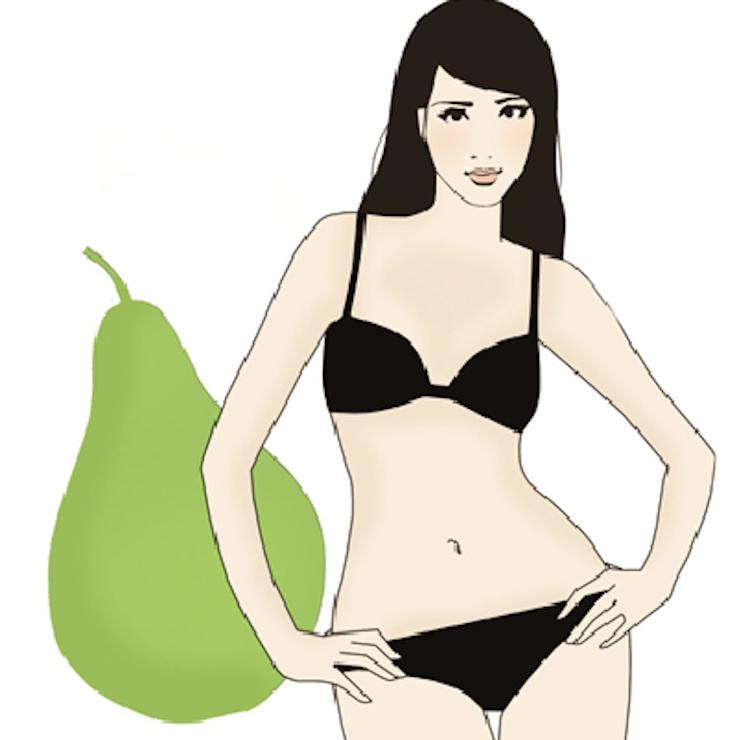 Qué pantalones uso si tengo Cuerpo Pera? - Operación Bikini