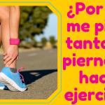 picor piernas ejercicio