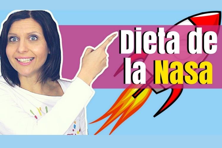 Dieta de la Nasa