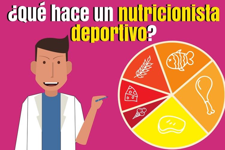 ¿Qué hace un nutricionista deportivo?